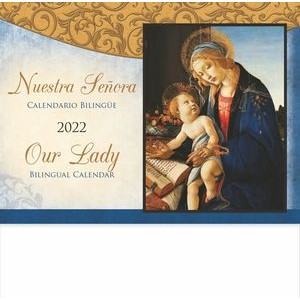2021 Our Lady Bilingual Spanish/English Calendar