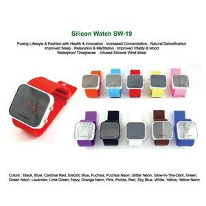 iBank(R)Silicone Watch